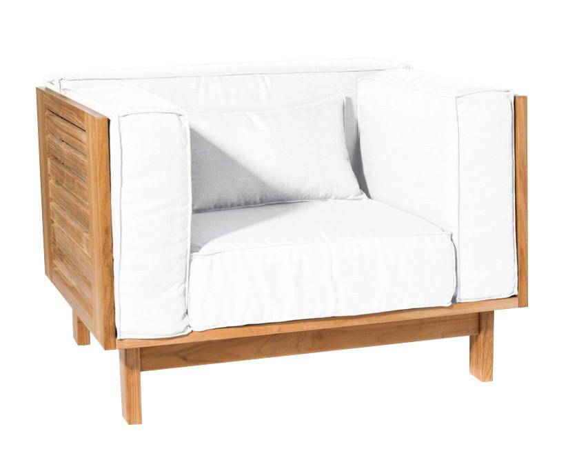 Крісло з дерева 009