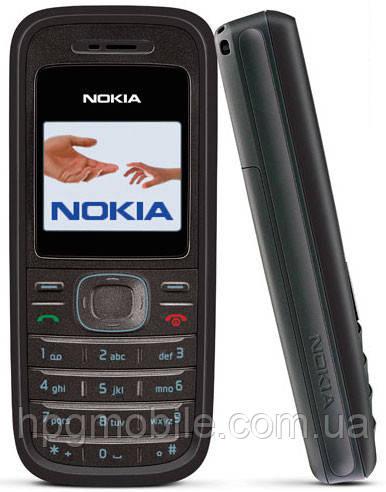 Корпус для Nokia 1209 - оригинальный - HPG Mobile. Комплектующие f7db29ade78fe