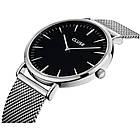 Жіночий Годинник Cluse la Boheme Mesh Silver-Black, фото 2
