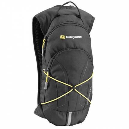 Рюкзак спортивный Caribee Quencher 2L Black Yellow, фото 2