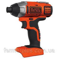 Аккумуляторный ударный гайковерт BLACK+DECKER BDCIM18N
