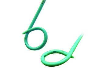 Дренажный катетер Pigtail 14 Fr * 20 см, фото 2
