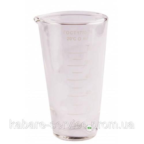 Мерный стакан\Мензурка 100 мл по ГОСТу (прилагается сертификат)