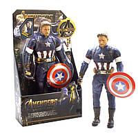 Фигурка супергероя Капитан Америка,  без маски