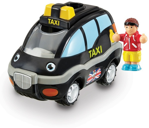 Игрушка WOW TOYS London Taxi Ted Лондонское такси