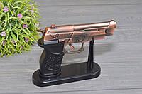 пістолет запальничка в натуральну величину