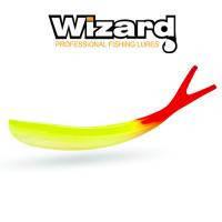 Силиконовая приманка Wizard V Tail 10 см ETR-3 4 шт