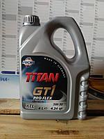 Моторное масло FUCHS TITAN GT1 PRO FLEX 5W-30 (4л.) для MB, BMW и других авто