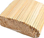 Мешалка деревянная 140х5х1мм (800 шт/уп)