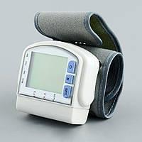 Тонометр автоматический 102 UKC,тонометр на запястье , прибор для измерения давления