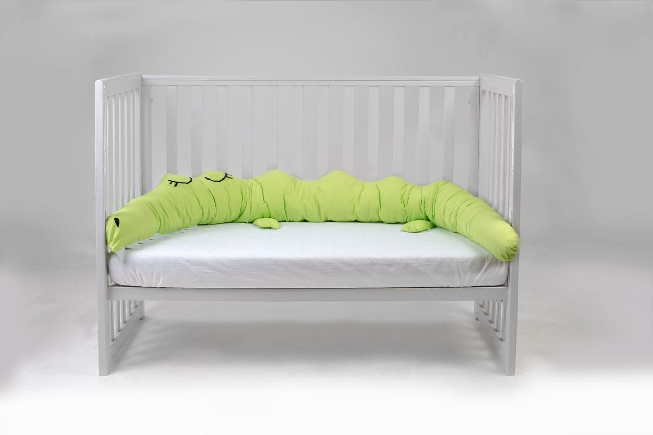 Многофункциональная подушка Veres Крокодил 2,5м