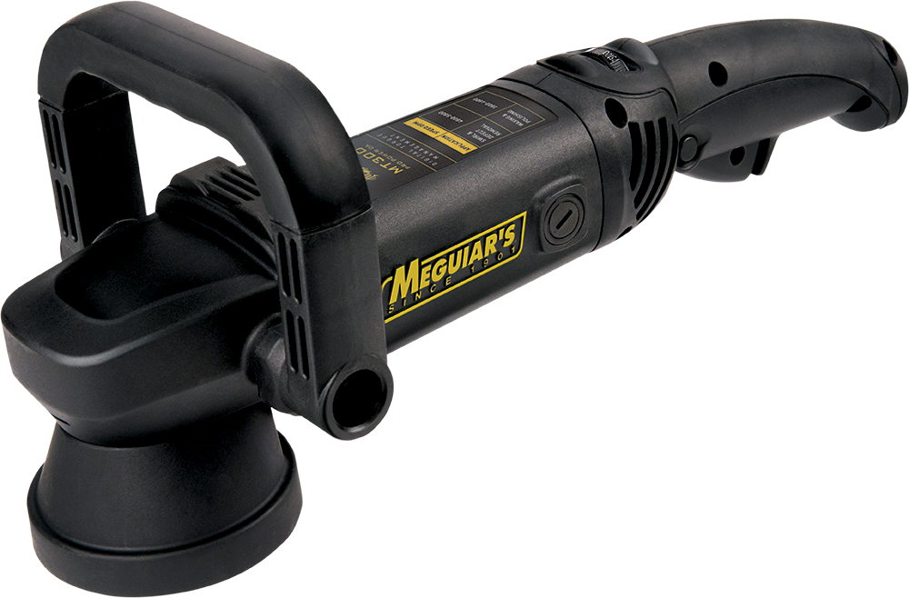 Полировальная машинка двойного действия - Meguiar's Dual Action Polisher (MT310)