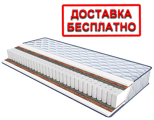 Матрац ортопедичний Cobalt/Кобальт Sleep&Fly Silver Edition ТМ ЕММ