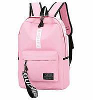 Однотонные рюкзаки с лентами Be Your Style