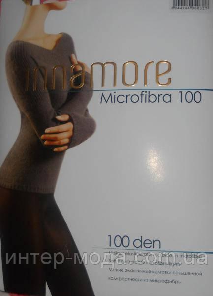 Колготки женские Microfibra 100 NERO 2
