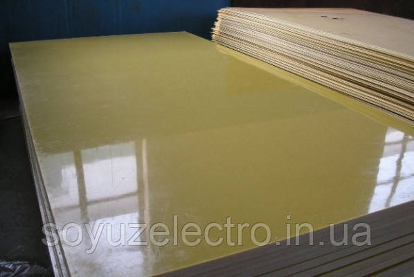 Стеклотексолит СТЭФ-1 лист 0,5 мм