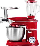 Кухонная машина Royalty Line RL-PKM1900.7BG - Красный