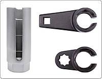 Набор ключей для лямбда зонда YATO, 3 ед.