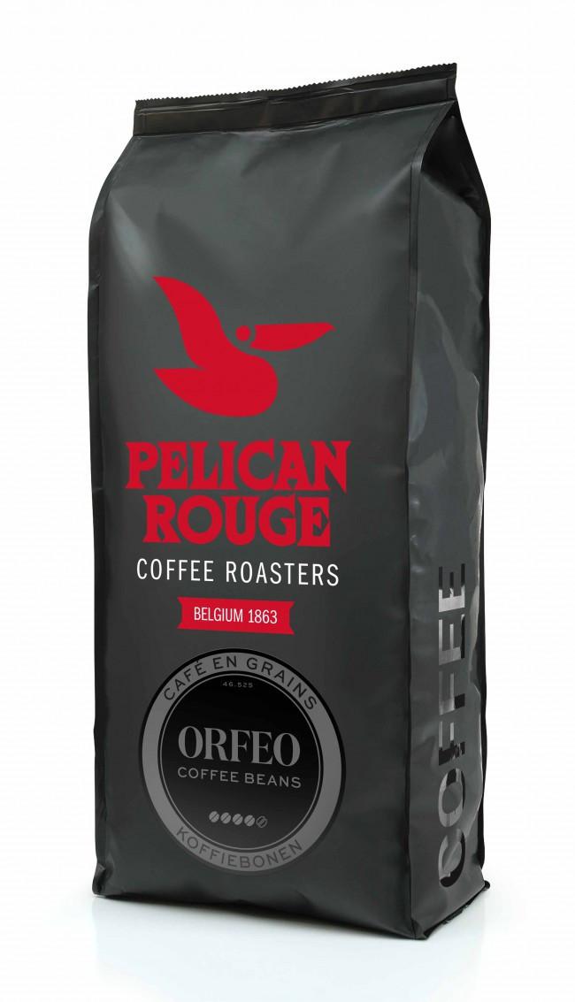 Кава в зернах Pelican Rouge Orfeo 1 кг, темна обсмажування Нідерланди