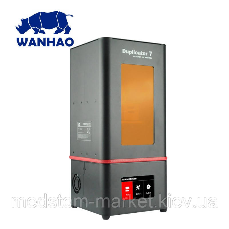 DLP 3D принтер Wanhao Duplicator 7 (D7) Plus- Б/У
