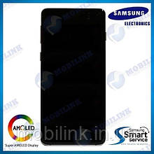 Дисплей на Samsung G973 Galaxy S10 Белый(White),GH82-18850B, Super AMOLED!