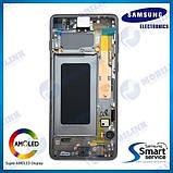 Дисплей на Samsung G973 Galaxy S10 Чёрный(Black),GH82-18850A, Super AMOLED!, фото 2