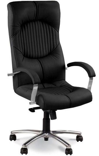 Кресло для руководителей GERMES steel MPD AL68 с механизмом «Мультиблок»