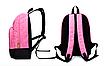 Рюкзак міський молодіжний Jim Bang Сірий, фото 3