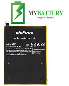 Оригинальный аккумулятор АКБ (Батарея) для Ulefone U007 3.8V 2200mAh