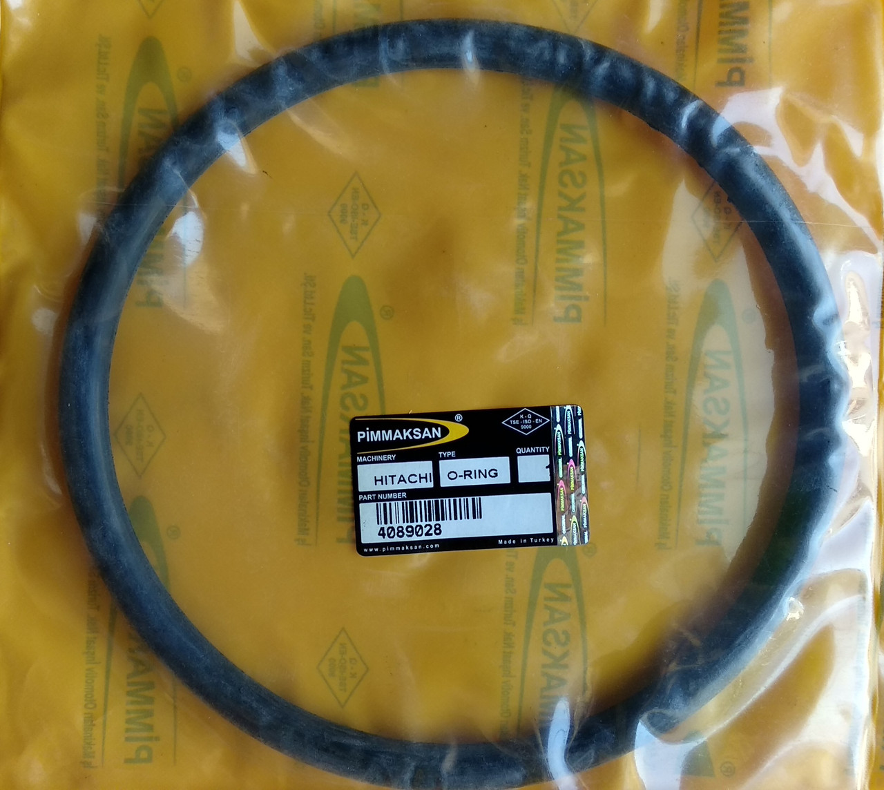 Резиновое кольцо 4089028 Hitachi