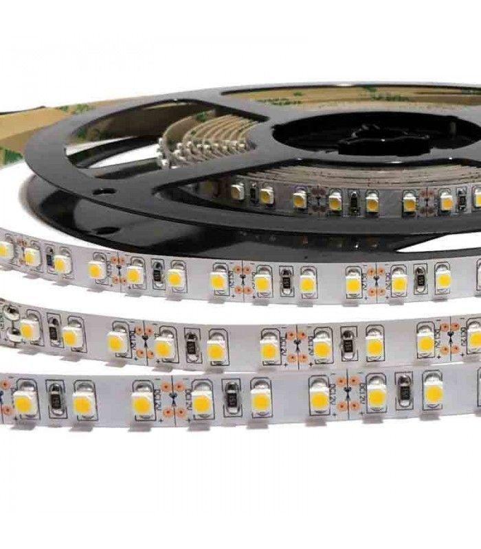 Светодиодная LED лента гибкая 12V PROLUM IP20 2835\120 Light, Тепло-белый (2700-3000К)