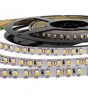 Светодиодная LED лента гибкая 12V PROLUM IP20 2835\120 Light, Тепло-белый (2700-3000К), фото 1