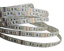 """Светодиодная LED лента гибкая 12V PROLUM IP20 5050\60 Series """"S"""", Белый (5500-6000К)"""