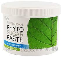 Аюна Phyto Sugar Paste Antiperspirant Hard Plus 5 - фито шугаринг замедляющий потоотделение, 800 г