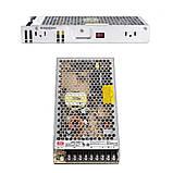 "Блок питания импульсный Mean Well 200W 12V (IP20, 17A) Series ""LRS"", фото 2"