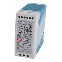 "Блок питания импульсный Mean Well на DIN-рейку 60W 12V (IP20, 5A) Series ""MDR"""