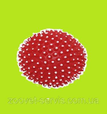 Игрушка Мяч ночное свечение для собак 11х6см YT71830, фото 2