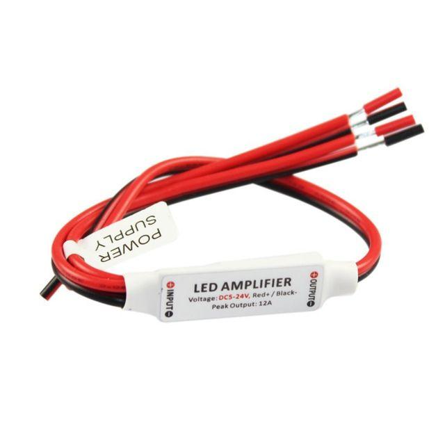 Усилитель сигнала для одноцветной ленты PROLUM 6A (MINI)