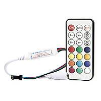 Контроллер SMART RGB PROLUM (21 кнопка; IR; 6A; WS2811;WS2812)