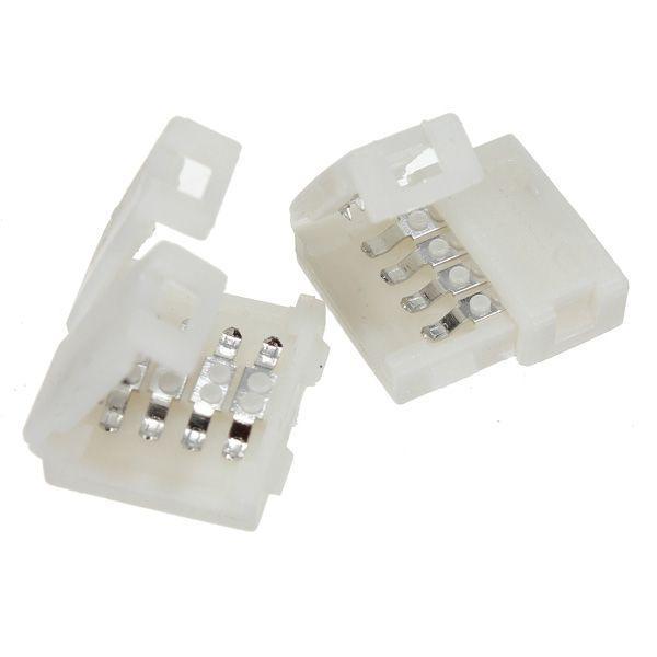 Коннектор для светодиодной ленты 5050,RGB,10мм