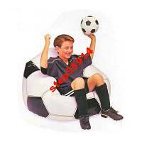 Футбольный мяч-кресло Intex 68557