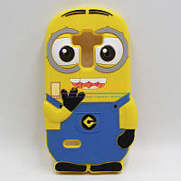 Чехол-бампер силиконовый LG G4 H810 H811 H815 H818 Миньон