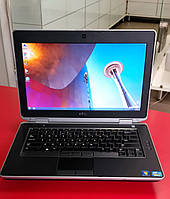 "Ноутбук Dell Latitude E 6430 14"" Intel Core i5 2.7 GHz 8 GB RAM 120 GB SSD Black-silver Б/У, фото 1"