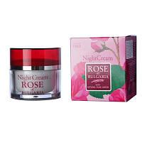 Крем для лица дневной с розовой водой Роза Болгарии Биофреш