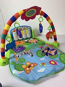 Коврик для младенца с клавишами PA418