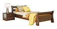 Кровать Диана 80х190 Бук Щит 101 (Эстелла-ТМ)