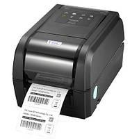 Термотрансферный принтер этикеток TSC TX200, фото 1