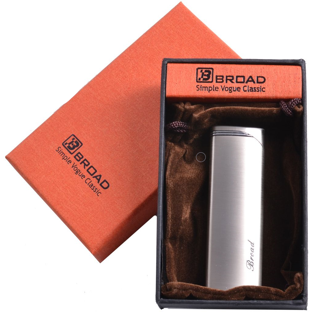 Зажигалка Broad 4680 в коробке