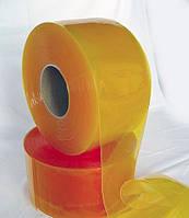 Пленка ПВХ - прозрачная желтая 200х2