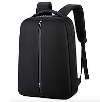 Рюкзак городской для ноутбука Sport xilie с выходом для USB Черный